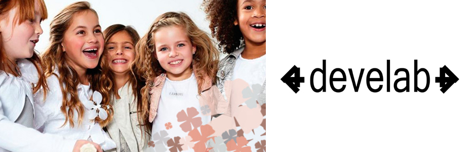 Develab kinderschoenen koop je online op de webshop bij Borremans Schoenmode